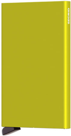 Afbeelding van Secrid Cardprotector Kaarthouder Lime
