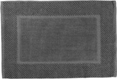 Differnz Basics badmat 50x80cm lichtgrijs