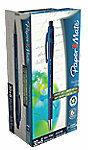 Papermate Balpen Paper Mate Flexgrip Ultra blauw medium 30+6 gratis