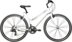 28 Zoll Damen Hybrid Mountainbike 21 Gang Adriatica Boxter FY... weiß