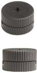 Luxform Kabelconnectors Twist & Turn 33 X 19 Cm Spt-1 Zwart 2 Stuks