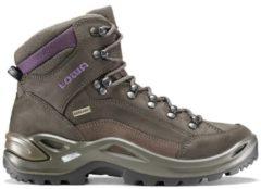 RENEGADE GTX® MID Ws All Terrain Classic Schuhe Lowa schiefer/aubergine