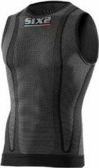 Zwarte sixs underwear smx black carbon