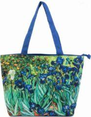 Robin Ruth Shopper Tas Medium 48x31cm Van Gogh - Irissen