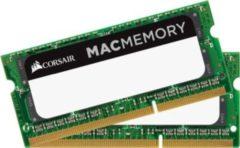 Corsair Microsystems Corsair Mac Memory - DDR3 - 8 GB: 2 x 4 GB - SO DIMM 204-PIN CMSA8GX3M2A1333C9