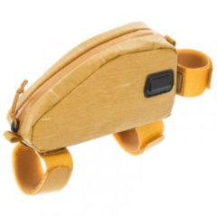 Evoc - Top Tube Pack S - Fietstas maat 0,5 l, oranje/beige