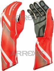 Arrox Handschoenen race rood