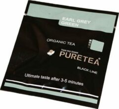 PureTea Pure Tea Earl Grey groen Biologische Thee - 25st