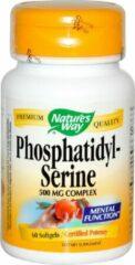 Natures way Fosfatidylserine 500 mg Complex (60 gelcapsules) - Nature's Way