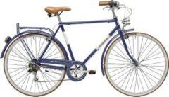 28 Zoll Herren City Fahrrad 6 Gang Adriatica... blau