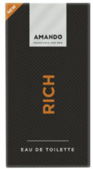 Amando Rich Eau De Toilette (50ml)