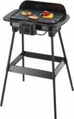 Zwarte Severing Elektrische Barbecue - Incl. Standaard