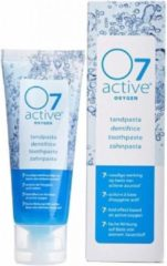 4x O7 Active Tandpasta 75 ml