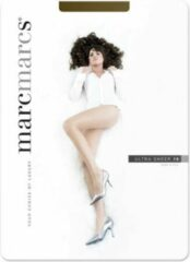 Marc marcs MarcMarcs 15 Denier panty Cashmere, Lycra Ultra sheer, 86015, Maat S (34/36)