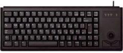 CHERRY G84-4400 USB toetsenbord QWERTY, Engels Zwart USB-aansluiting
