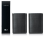 LG Electronics SPK8-S Wireless Rear Kit Zwart Wandbevestiging, Incl. draadloze subwoofer