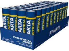Batterie Industrial Varta Schwarz