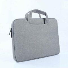 MoKo H221 Sleeve 15.4 inch Notebook Tas - Hoes Multipurpose voor MacBook Pro 15.4-inch Retina 15-15.6 inch laptop - grijs