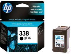 HP inktcartridge 338, 450 pagina's, OEM C8765EE, zwart