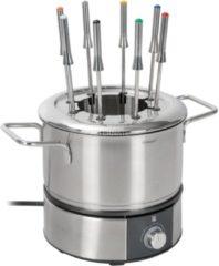 WMF LONO Fondue 1500 Watt bis 8 Personen 1,5 Liter (Raclette & Fondue)