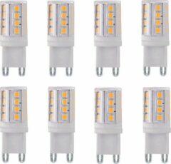 LT-Luce G9 3.5Watt Led Lamp 2700K Dimbaar 8 Stuks