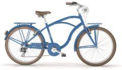 MBM Cruiser-Bike Herren, 26 Zoll, 7 Gang Shimano TX35 Kettenschaltung, »New Maui Man«
