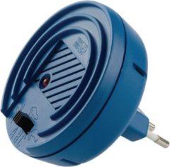 Isotronic Vario 90801 Insectenverschrikker (Ã x h) 74 mm x 70 mm Blauw 1 stuks