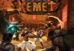 Matagot Kemet II Ta-Seti Uitbreiding