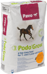 Pavo Podo Grow - Paardenvoer - 20 kg
