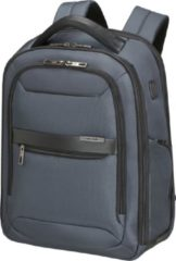 Blauwe Samsonite Laptoprugzak - Vectura Evo Laptop Backpack 14.1 inch Blue