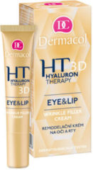 Dermacol - Therapy Hyaluron 3D Eye & Lip Wrinkle Filler Cream Remodeling cream for eyes and lips - 15ml