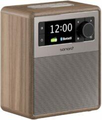 Sonoro dab radio Easy V2 walnoot