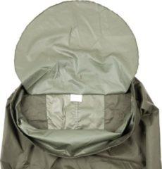 Donkergroene MFH - Army compressiezak voor slaapzak - legergroen