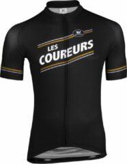 Gouden Vermarc Les Coureurs SP.L Aero Jersey Size L