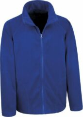 Blauwe Senvi Fleece Vest - Warm en Lichtgewicht - Kleur Royal - L