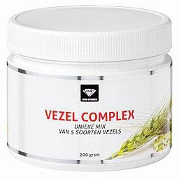 Afbeelding van Nutri Dynamics Vezel Complex - 200 gram
