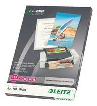 Leitz Ilam lamineerhoes ft A3, 250 micron (2 x 125 micron), pak van 100 stuks