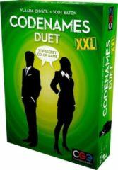Czech Games Edition Gezelschapsspel Codenames Duet Xxl (en)
