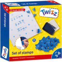 Twizz Stempelset Afmeting verpakking: 21 x 20 x 3,5 cm