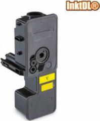 Gele INKTDL XL Laser toner cartridge voor Kyocera TK-5240Y | Geschikt voor Kyocera ECOSYS M 5526, M 5526 CDN, M 5526 CDW, Kyocera ECOSYS P 5026 CDN, P 5026 CDW
