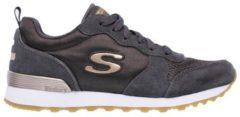 Skechers Retros Og 85 Goldn Gurl Dames Sneakers - Charcoal - Maat 35