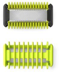 Philips OneBlade vervangbaar scheermesje + lichaamskam Scheerhoofden