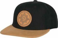 Jinx Heartstone - Two Tone Rose Snap Back Hat