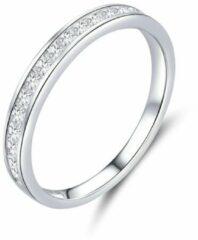 Mijn bedels Sterling zilveren ring Glimmend