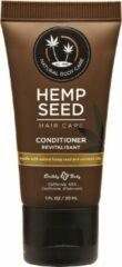 Earthly body (all) Hemp Seed Hair Conditioner - 1 oz / 30 ml - CBD products - Bath and Shower
