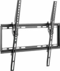 LogiLink BP0037 55 Zwart, Roestvrijstaal flat panel muur steun
