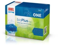 Juwel Bioplus Fine One - Filtermateriaal - Blauw 2 stuks