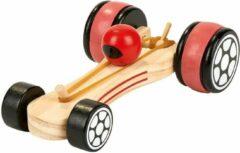 Moses Raceauto met elastiek