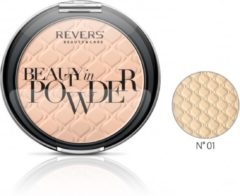 REVERS® Beauty Pressed Powder Glamour #01