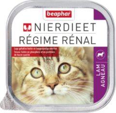 Beaphar nierdieet kat lam kattenvoer 100 gr